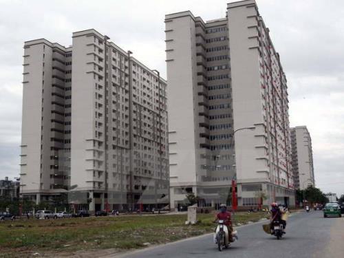Cư dân các chung cư chỉ muốn minh bạch phí bảo trì. Ảnh: TTXVN
