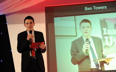Ben Towers khởi nghiệp khi mới 11 tuổi và trở thành triệu phú khi bước sang tuổi 18