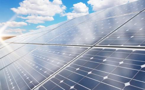 Năng lượng mặt trời (Ảnh minh họa: KT)