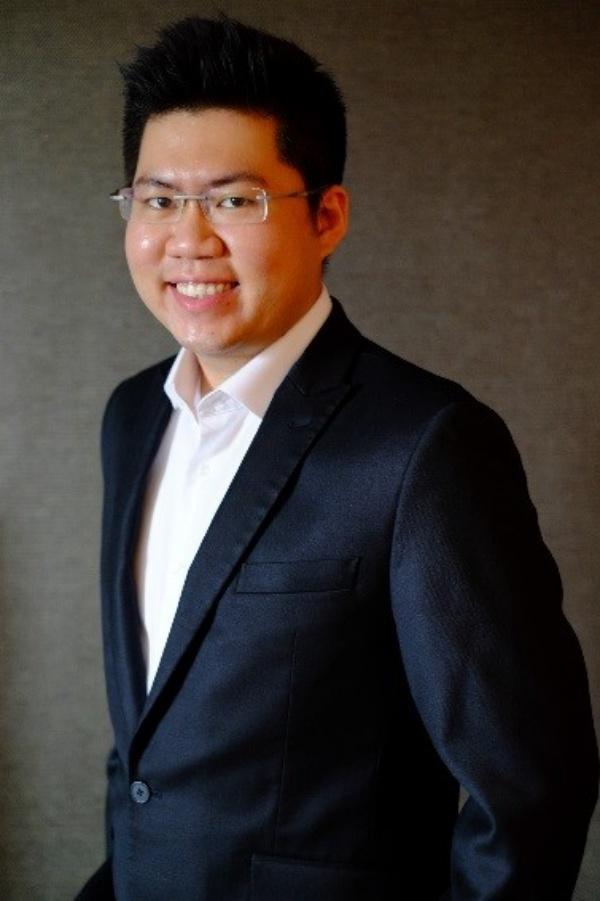 Anh Trần Khắc Hào - Giám đốc ngành hàng chăm sóc tóc của P&G Việt Nam.
