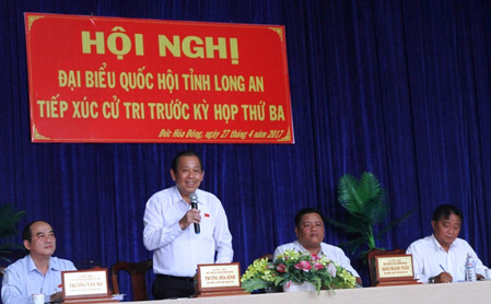 Phó thủ tướng: Thu hồi đất đai cần bồi thường thoả đáng cho dân