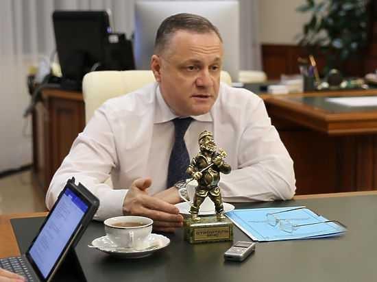 Trung tướng Vladimir Artamonov bị cách chức Thứ trưởng Bộ Tình trạng khẩn cấp. (Nguồn: greatest.info)