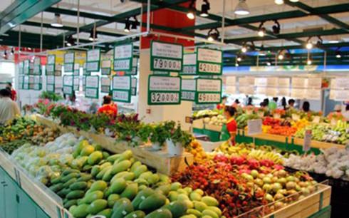 Thời gian nghỉ lễ kéo dài nhưng sức mua tại các siêu thị không tăng.(Ảnh minh họa: KT)
