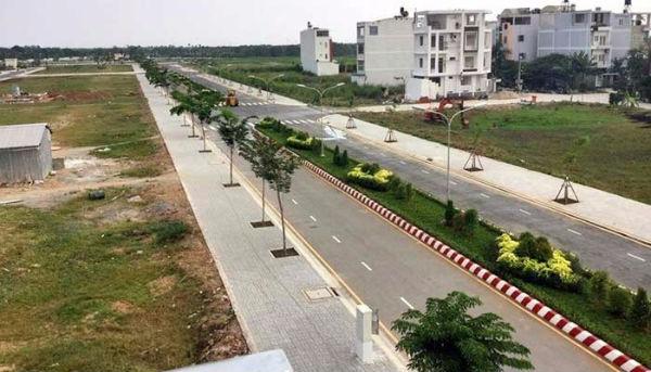 Đất nền: Giới đầu tư Sài Gòn kiếm bội tiền từ đất nền