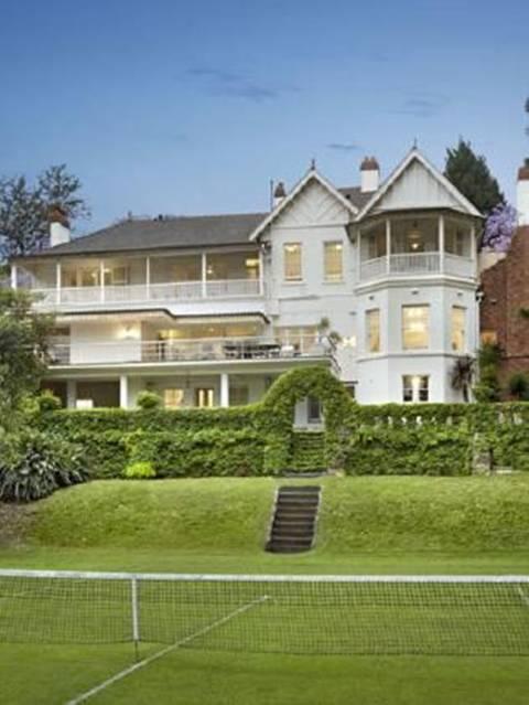 Căn nhà được xây dựng từ thế kỷ 19.