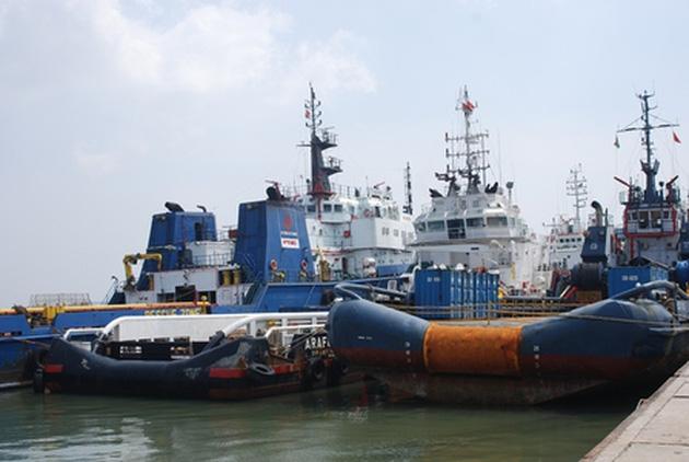Tàu dịch vụ PTSC