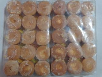 Đường tán (đường mía thô) được đóng bao giả dạng đường thốt nốt bán với giá 20.000 đ/kg lừa người tiêu dùng
