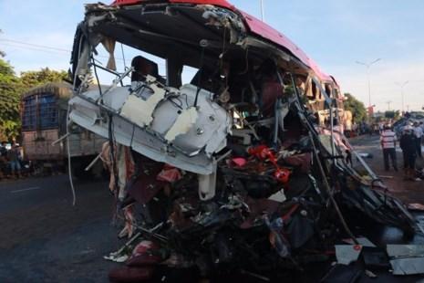 Vụ tai nạn đã cướp đi sinh mạng 13 người