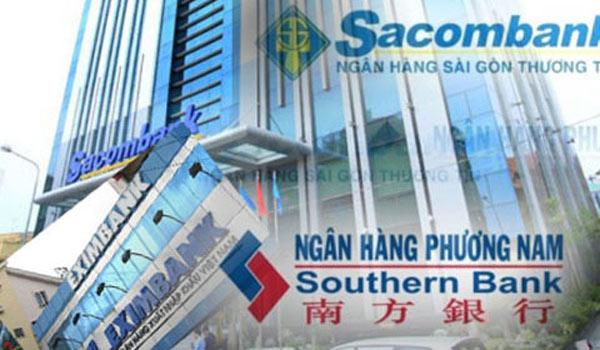 Sacombank bất ổn về nhân sự kể từ 2012.