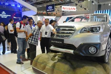Thêm nhiều quy định mới có thể sẽ khiến thị trường ô tô biến động trong thời gian tới. Ảnh: QH