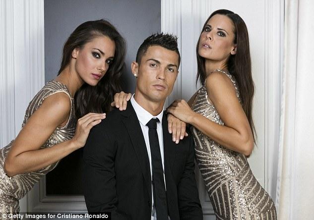 Ronaldo có giá thuê rất đắt đỏ.