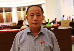Ông Nguyễn Văn Thân, Chủ tịch Hiệp hội DN nhỏ và vừa. Ảnh VGP