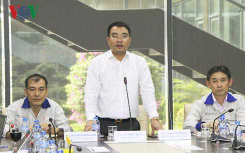 Ông Lê Ngọc Đức, Tổng Giám đốc Hyundai Thành Công