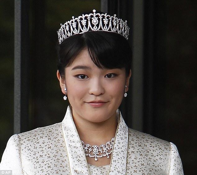 Công chúa Mako là con gái cả của Hoàng tử Akishino và Công nương Kiko.
