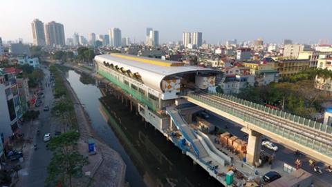 Hà Nội dự kiến vay 53.000 tỷ đồng để hoàn thiện thêm hệ thống đường sắt đô thị.