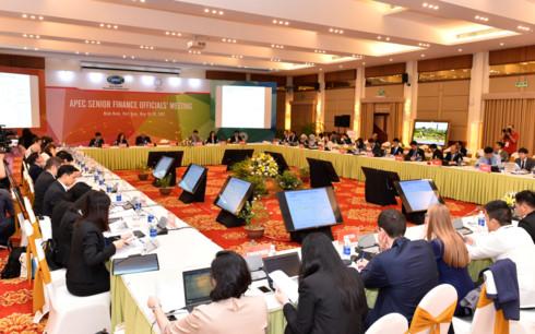 Hội nghị Quan chức Tài chính Cao cấp APEC 2017 khai mạc sáng nay (18/5) tại Ninh Bình.