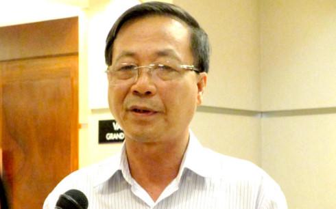 Ông Nguyễn Tiến Thỏa, Chủ tịch Hội thẩm định giá nêu quan điểm về việc điều hành giá xăng dầu.