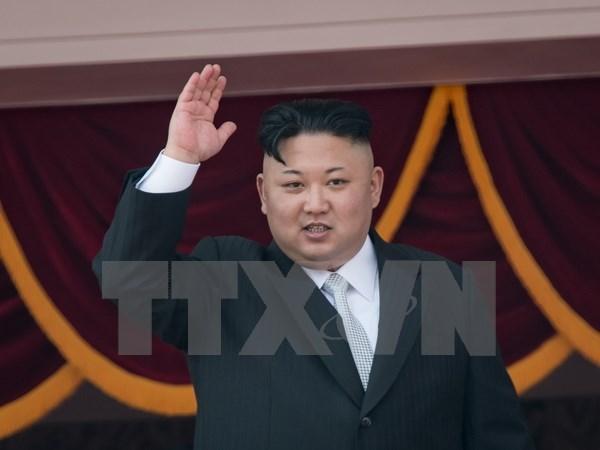 Nhà lãnh đạo Triều Tiên Kim Jong-un. (Nguồn: AFP/TTXVN)