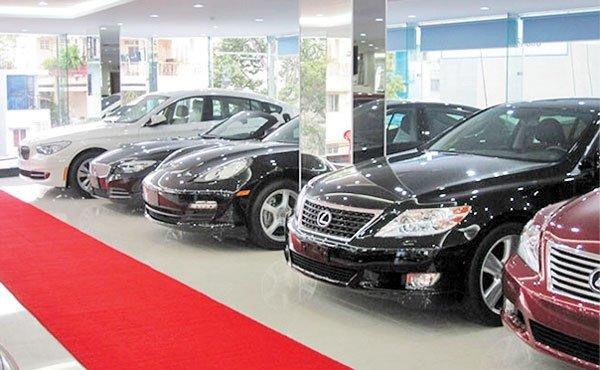 Các DN kinh doanh ô tô nhỏ và vừa kêu gặp khó với các quy định mới về điều kiện kinh doanh ô tô