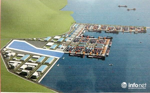 Phối cảnh quy hoạch dự án Liên Chiểu do tư vấn Nhật Bản lập (Ảnh: HC)