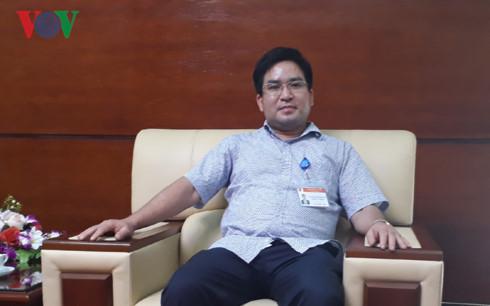 Ông Vương Trinh Quốc, Chánh Văn phòng – người đại diện phát ngôn Ủy ban nhân dân tỉnh Lào Cai