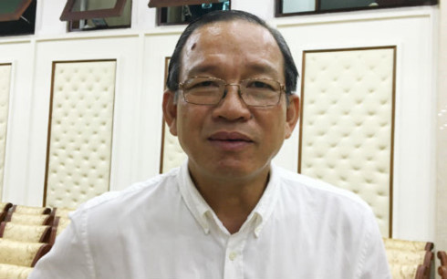 Ông Nguyễn Hoàng Minh (Ảnh: Bizlive)