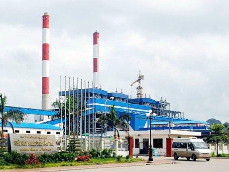 Nhiệt điện cần lượng than lớn để sản xuất điện.