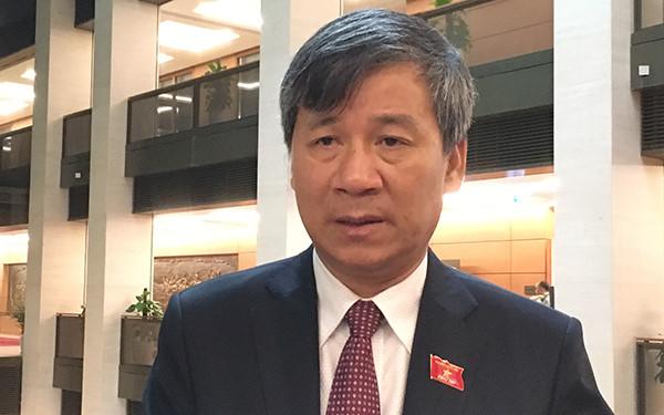 GS Nguyễn Anh Trí, Viện trưởng Viện Huyết học và Truyền máu Trung ương.