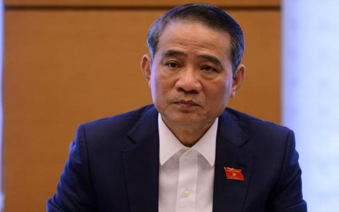 Ông Trương Quang Nghĩa - Bộ trưởng Bộ GTVT