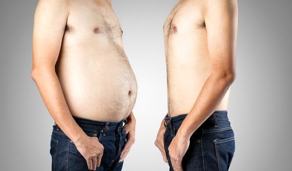 Các nhà khoa học ghi nhận béo vòng bụng có gây ung thư.