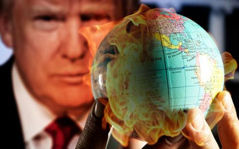 Quyết định của ông Trump rút khỏi Hiệp định Paris về Biến đổi khí hậu bị nhiều người cho là một sai lầm. (Ảnh minh họa: Arstechnica)