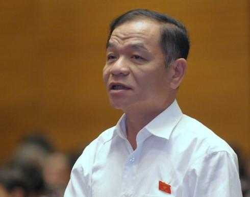Đại biểu Quốc hội Lê Thanh Vân- Uỷ viên Thường trực Uỷ ban TC-NS