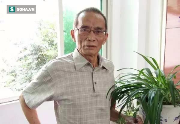 Hình ảnh Ông Trương Tĩnh Quân khỏe mạnh ở độ tuổi gần 75 với 30 năm chiến đấu với ung thư