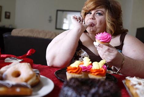 Đồ ngọt không những có hại cho sức khỏe mà còn không tốt cho tinh thần.