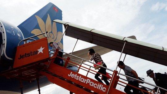 Việc hành khách mua vé hãng này nhưng lại bay bằng máy bay của hãng khác là chuyện hết sức bình thường trên thị trường hàng không thế giới. Ảnh: Zing.vn