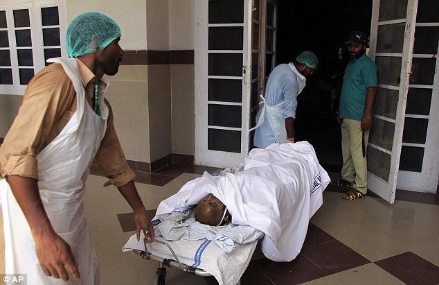 Ít nhất 153 người đã thiệt mạng và 140 người bị thương trong vụ việc.