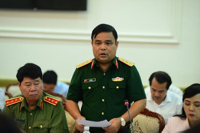 Quân đội không làm kinh tế nữa mà tập trung cho xây dựng chính quy hiện đại để bảo vệ Đảng, Nhà nước, nhân dân, Thượng tướng Lê Chiêm, Thứ trưởng Bộ Quốc phòng