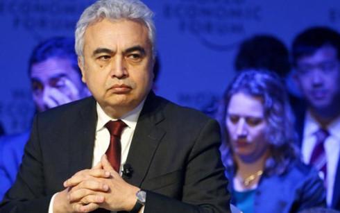 Ông Fatih Birol - Chủ tịch Cơ quan Năng lượng Quốc tế (IEA)
