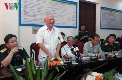 Nguyên Phó Thủ tướng Vũ Khoan cũng khẳng định, việc quân đội làm kinh tế là rất rõ ràng.