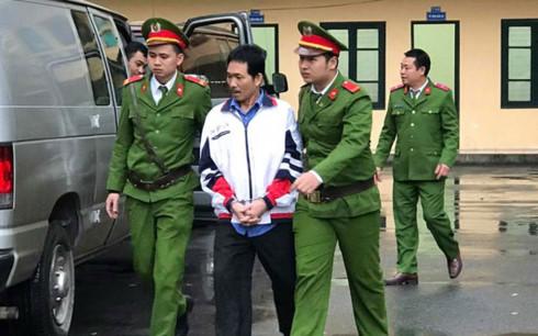 Tổng Giám đốc Trần Văn Bình tại phiên tòa xét xử Hà Văn Thắm (Ảnh: Cafef.)