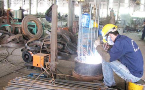 Doanh nghiệp nhỏ và vừa Việt Nam cần lực đẩy để phát triển (Ảnh minh họa: Báo Long An)