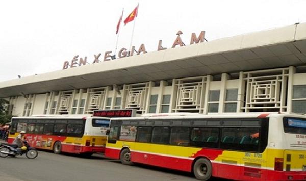 Bến xe khách Gia Lâm có thể dừng hoạt động vào năm 2020