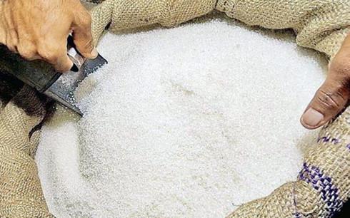 Hạn ngạch nhập khẩu 45.500 tấn đường tinh luyện trong năm 2017.(Ảnh minh họa: KT)