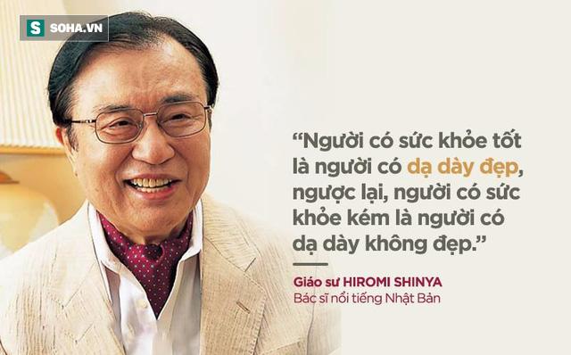 Triết lý của giáo sư Hiromi Shinya.