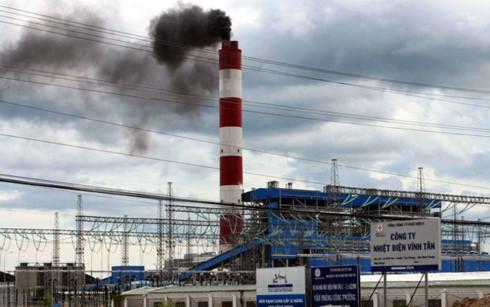 Nhiều nghi ngại về ô nhiễm môi trường từ nhiệt điện than.(Ảnh minh họa: KT)