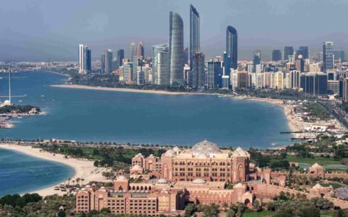 UAE là một trong các trọng điểm đầu tư của Trung Quốc ở Trung Đông. Ảnh: VCG.