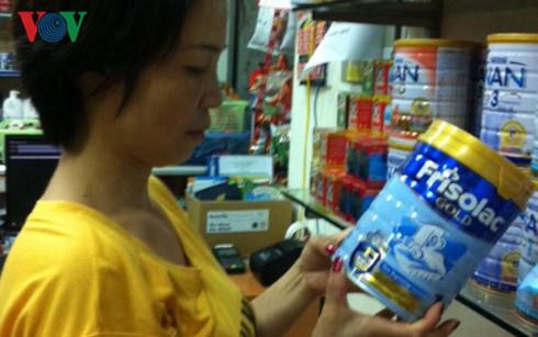 Thông tư 08 hướng đến quản lý giá bán lẻ sữa