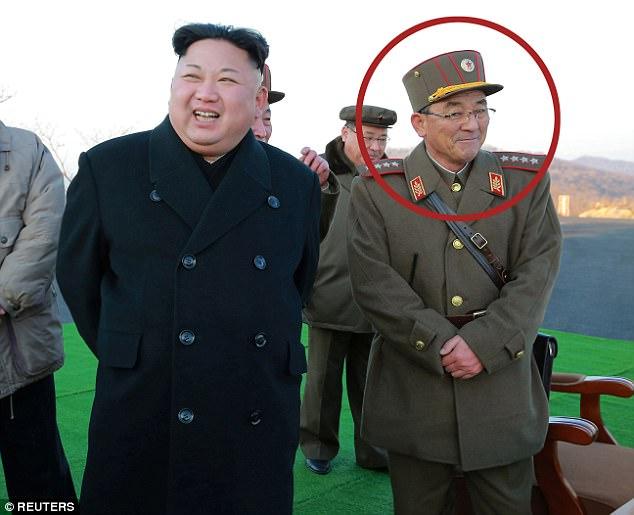 Tướng Kim Rak-gyom là người đứng đầu Bộ Tư lệnh Tên lửa Chiến lược mới thành lập của Triều Tiên .