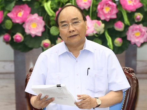 Thủ tướng yêu cầu NHNN có kế hoạch đảm bảo tăng trưởng tín dụng cả năm khoảng 21 - 22%