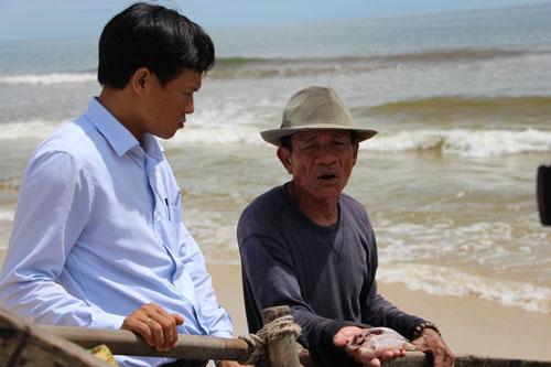Cá nóc xuất hiện nhiều trên vùng biển Thừa Thiên - Huế gây thiệt hại cho ngư dân